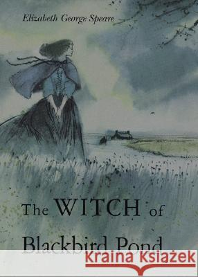 The Witch of Blackbird Pond Elizabeth George Speare 9780395071144