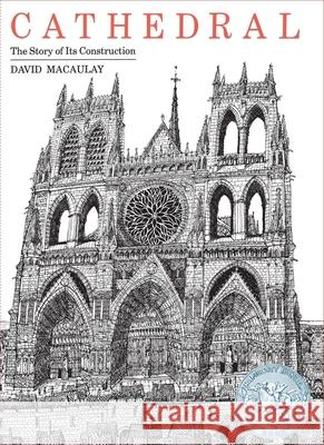 Cathedral: The Story of Its Construction David Macaulay 9780395316689