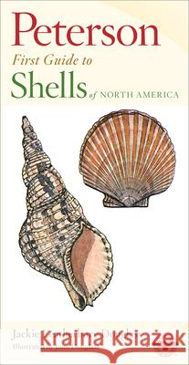 Shells of North America Jackie Leatherbury Douglass Roger Tory Peterson Jackie Leatherbury Douglass 9780395911822