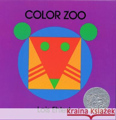 Color Zoo Lois Ehlert Lois Ehlert 9780397322596