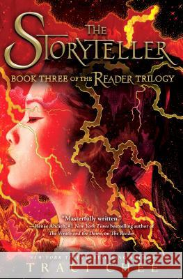 The Storyteller Traci Chee 9780399176791