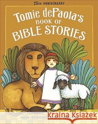 Tomie Depaola's Book of Bible Stories Tomie dePaola 9780399216909 Putnam Publishing Group