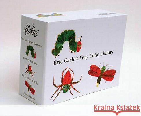 Eric Carle's Very Little Library Eric Carle Eric Carle 9780399242045