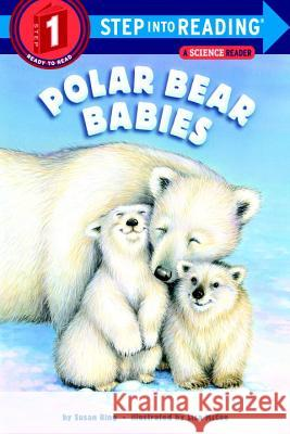 Polar Bear Babies Susan Ring Lisa McCue 9780399549540