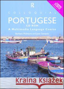 Colloquial Portuguese: The Complete Course for Beginners [With Vocabulary List] - audiobook Barbara McIntyre Joao Sampaio Routledge 9780415142892