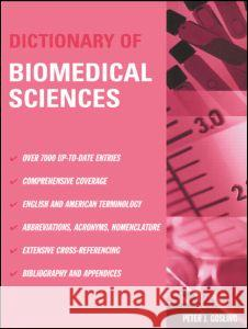 Dictionary of Biomedical Sciences Peter J. Gosling 9780415237239