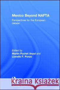 Mexico Beyond NAFTA: Perspectives for the European Debate Lionello F. Punzo Martin Puchet Anyuel 9780415243865