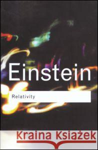 Relativity: The Special and the General Theory Albert Einstein 9780415255387