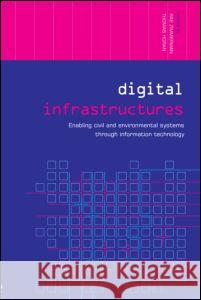 Digital Infrastructures : Enabling Civil and Environmental Systems through Information Technology Rae Zimmerman Thomas A. Horan 9780415324618