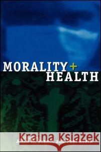 Morality and Health Paul Rozin Allan Brandt 9780415915823