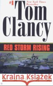 Red Storm Rising Tom Clancy 9780425101070 Berkley Publishing Group