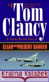 Clear and Present Danger Tom Clancy 9780425122129