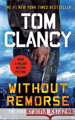 Without Remorse Tom Clancy 9780425143322 Berkley Publishing Group