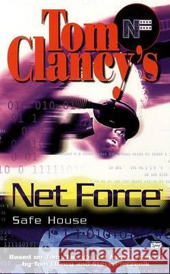 Safe House Tom Clancy Steve R. Pieczenik Diane Duane 9780425174319