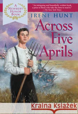 Across Five Aprils Irene Hunt 9780425182789