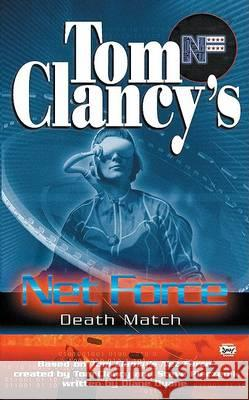 Death Match Tom Clancy Steve R. Pieczenik Diane Duane 9780425184486