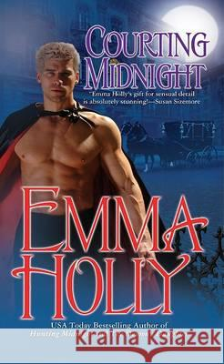Courting Midnight Emma Holly 9780425206324