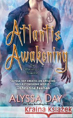 Atlantis Awakening Alyssa Day 9780425217962