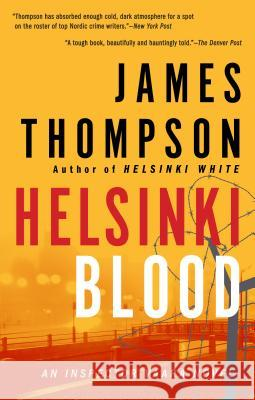 Helsinki Blood James Thompson 9780425264614