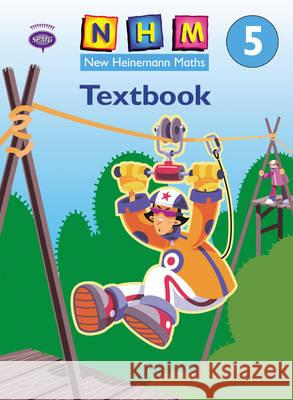 New Heinemann Maths Year 5, Textbook   9780435176464
