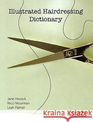 ILLUSTRATED HAIRDRESSING DICTIONARY Palmer 9780435464899