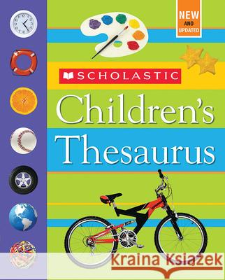Scholastic Children's Thesaurus John K. Bollard Mike Reed 9780439798310