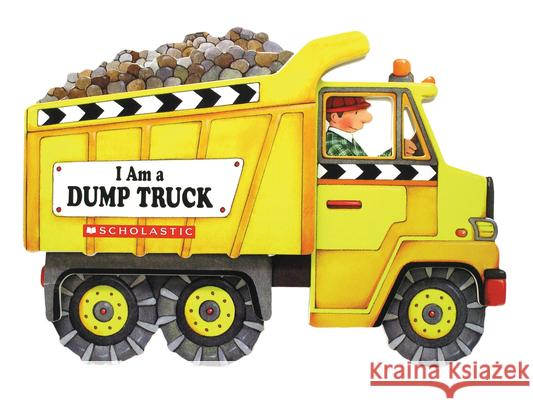I'm a Dump Truck Josephine Page 9780439916172