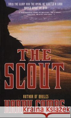 The Scout Harry Combs 9780440217299