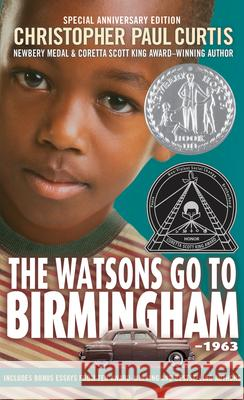 The Watsons Go to Birmingham - 1963 Christopher Paul Curtis 9780440228004