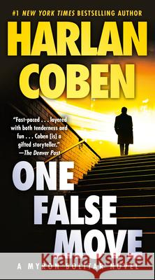 One False Move Harlan Coben 9780440246091