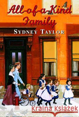 All-Of-A-Kind Family Sydney Taylor Sidney Taylor Helen John 9780440400592