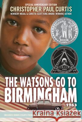 The Watsons Go to Birmingham--1963 Christopher Paul Curtis 9780440414124