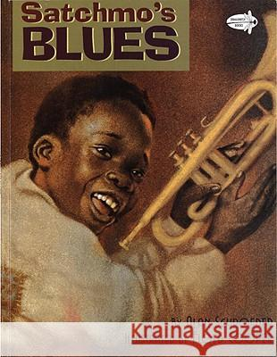 Satchmo's Blues Alan Schroeder Floyd Cooper 9780440414728
