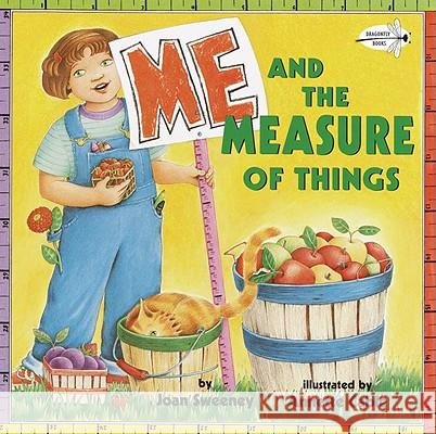 Me and the Measure of Things Joan Sweeney Annette Cable 9780440417569