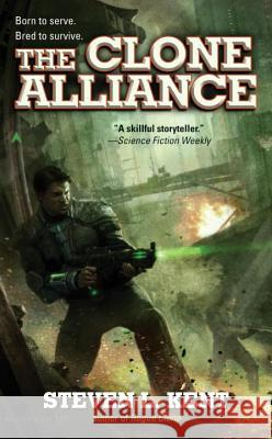 The Clone Alliance Steve L. Kent 9780441015429