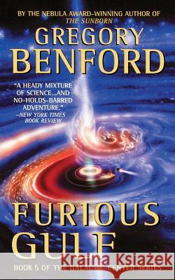 Furious Gulf Gregory Benford 9780446611534
