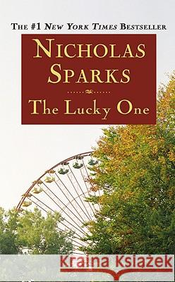 The Lucky One Nicholas Sparks 9780446618328