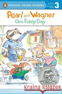 One Funny Day Kate McMullan R. W. Alley 9780448458663 Penguin Young Readers Group