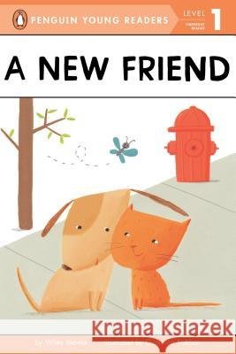 A New Friend Wiley Blevins 9780448461809 Penguin Young Readers Group