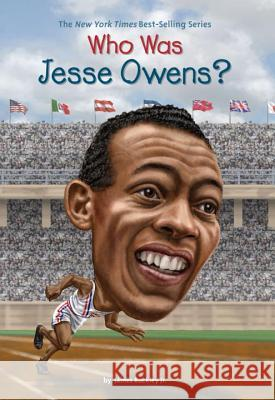 Who Was Jesse Owens? James Buckley Gregory Copeland 9780448483078