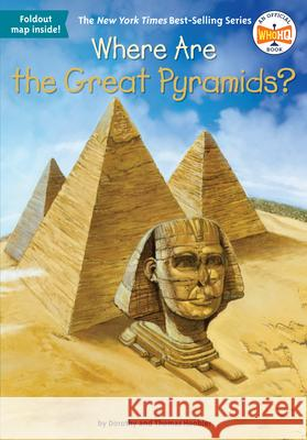 Where Are the Great Pyramids? Dorothy Hoobler Thomas Hoobler Jerry Hoare 9780448484099