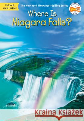 Where Is Niagara Falls? Megan Stine 9780448484259