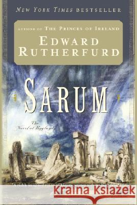 Sarum: The Novel of England Edward Rutherfurd 9780449000724