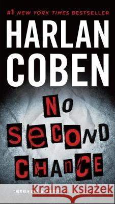 No Second Chance: A Suspense Thriller Harlan Coben 9780451210555