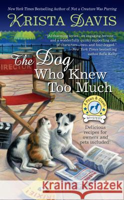 The Dog Who Knew Too Much Krista Davis 9780451491688