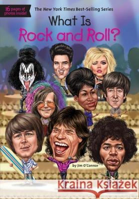 What Is Rock and Roll? Jim O'Connor Gregory Copeland 9780451533838