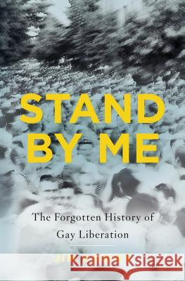 Stand by Me: The Forgotten History of Gay Liberation Jim Downs 9780465032709