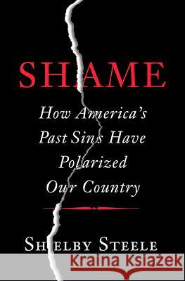 Shame: How America's Past Sins Have Polarized Our Country Shelby Steele 9780465066971 Basic Books (AZ)