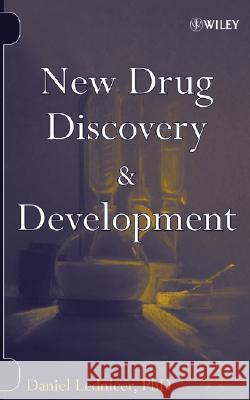 New Drug Discovery and Development Daniel Lednicer 9780470007501