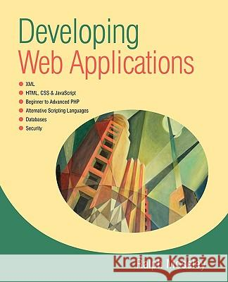 Developing Web Applications Ralph Moseley 9780470017197